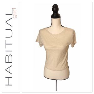 Habitual Kids Jerrica Twisted Back T-Shirt